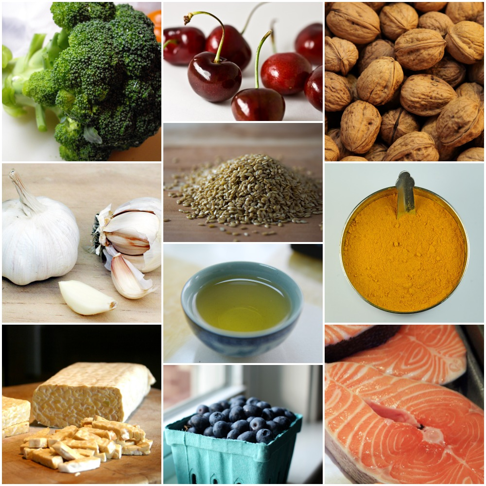 10 Foods That Help Fight Cancer advise